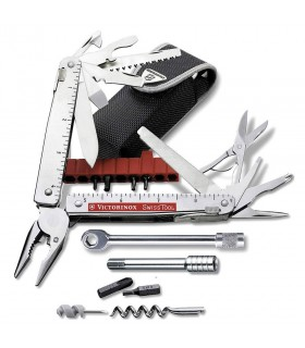 Victorinox Swisstool x Plus Cricchetto Custodia in nylon