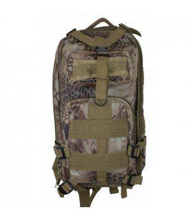 Tactical zaino camo Barbariche, nylon