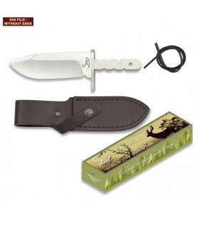 Coltello gambo, totale 20,5 cm.