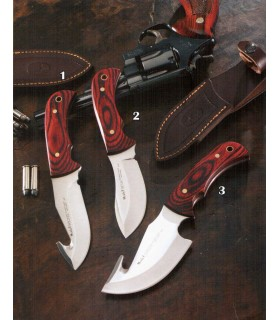 Coltello Bison-Sioux-grizzly