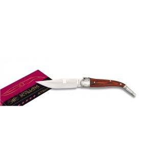 Resistenza manico del coltello, lama 10 cm.