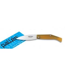 ABS manico del coltello di plastica, lama 9 cm.