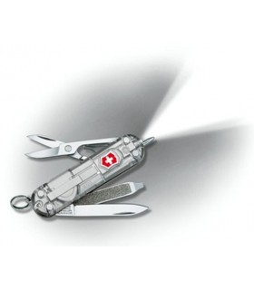 Silver Tech Firma Knife Lite